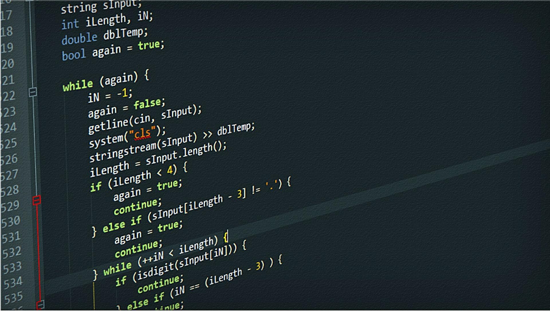 popular programming languages -C