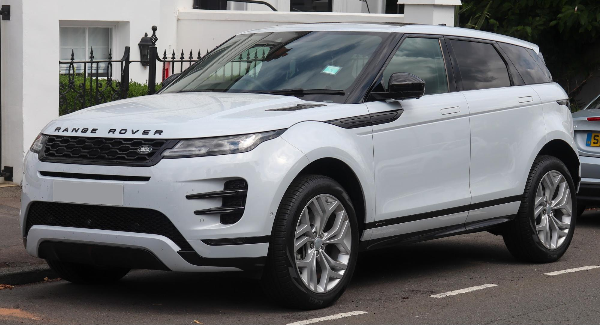 Embedded Operating System - Range Rover Example
