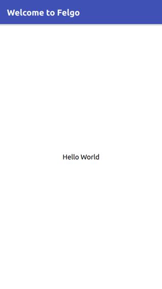 Felgo.vs.Flutter.vs.ReactNative - Hello World Felgo