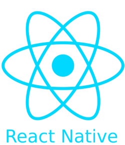 Felgo.vs.Flutter.vs.ReactNative - React Native Logo
