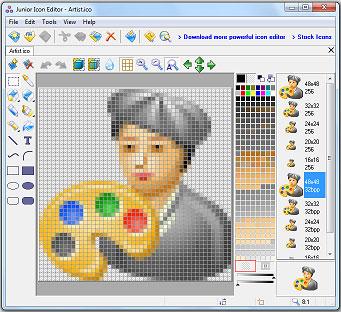 Vector icons - Free-icon-editor 2020
