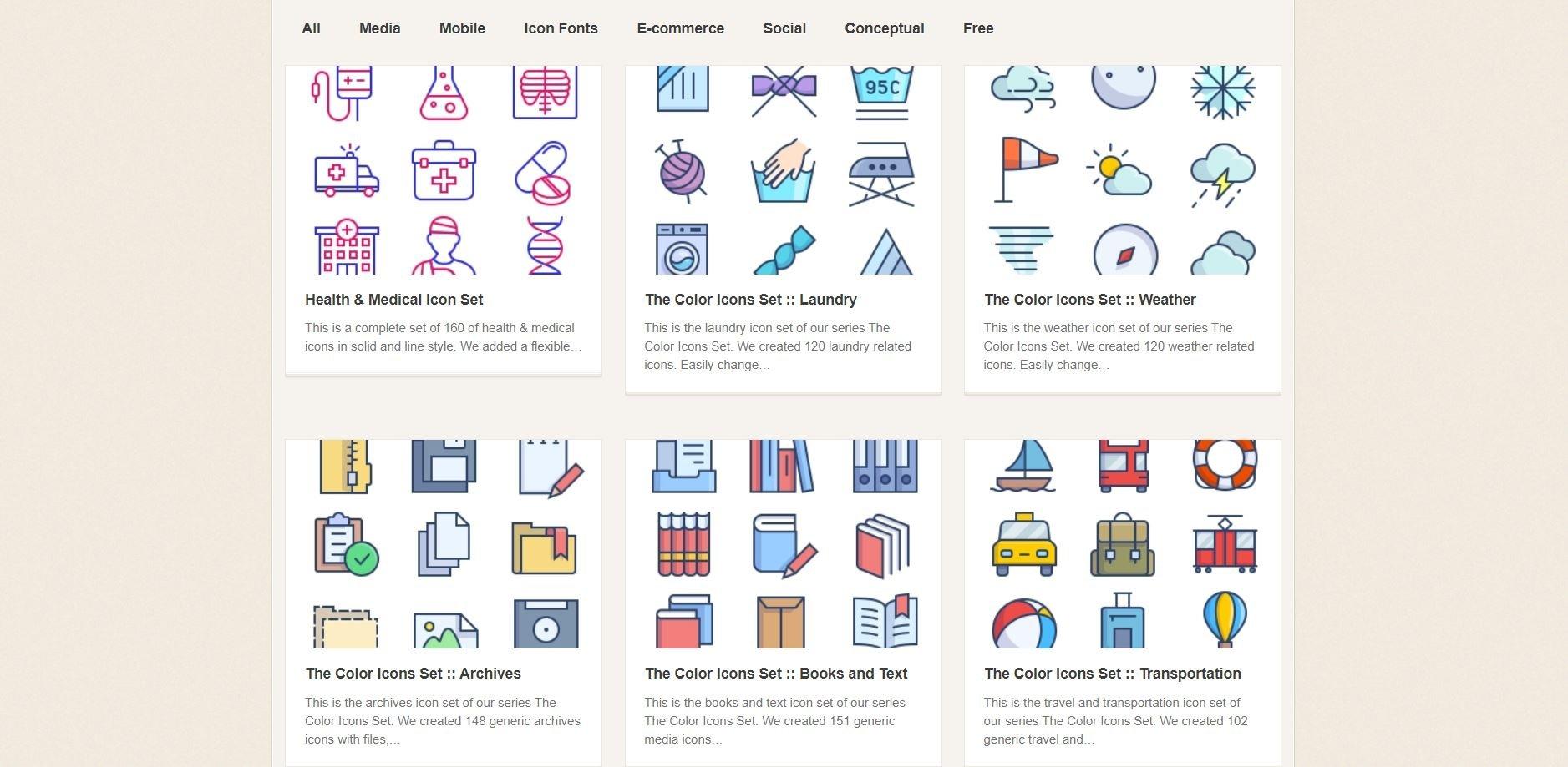Vector icons - PixEden 2020
