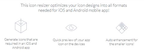 Vector icons -Makeappicon 2020