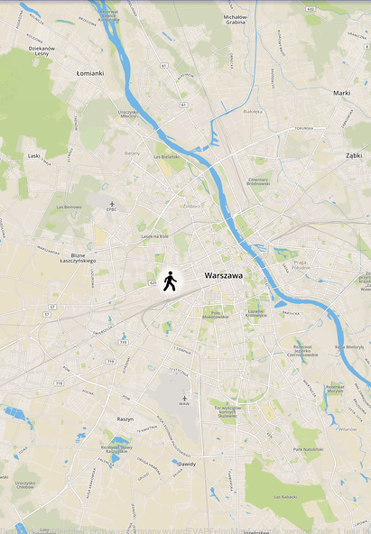 Navigation and Map Feature - Show User Position