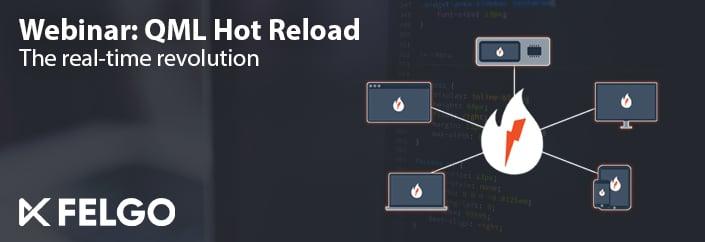 Qt training - Hot Reload Webinar