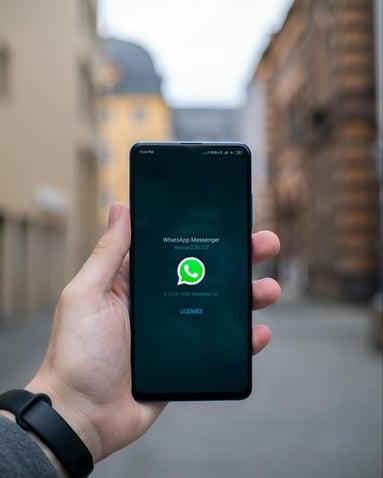 Qt training - Whatsapp Example