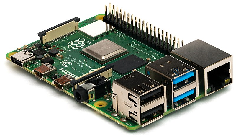 Microcontroller Comparison raspberry pi board