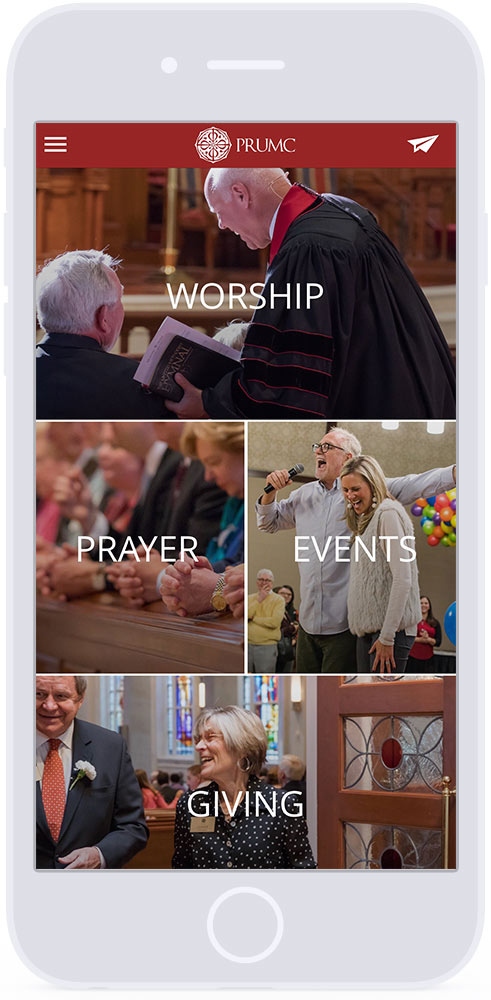 MobileAppIdeas - Church
