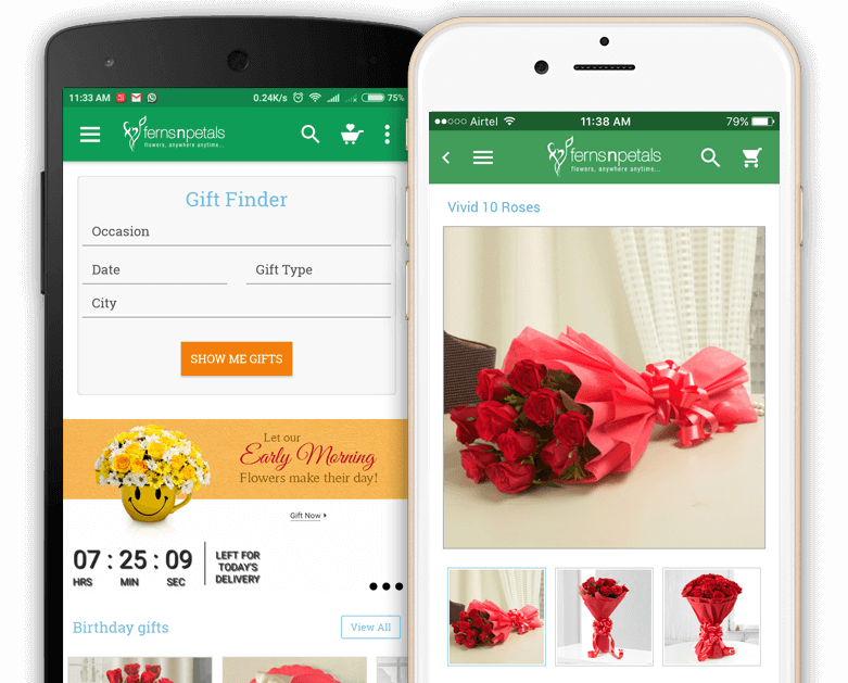 MobileAppIdeas-GiftSendingApp