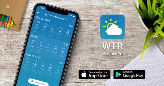 Gelocation & Weather App
