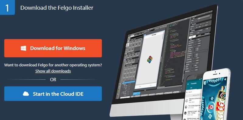felgo-installer-download