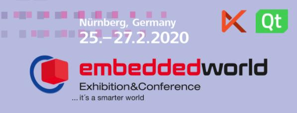 Embedded World 2020